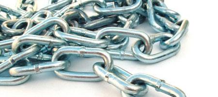 familia cadenas de acero